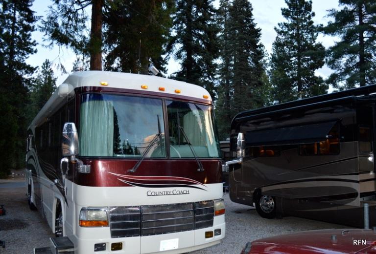 Campground Mt Shasta