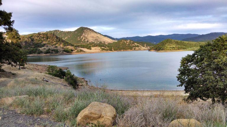 Emegrant Lake Oregon