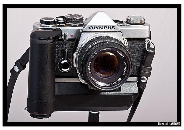 Sample picture of Olympus OM2n