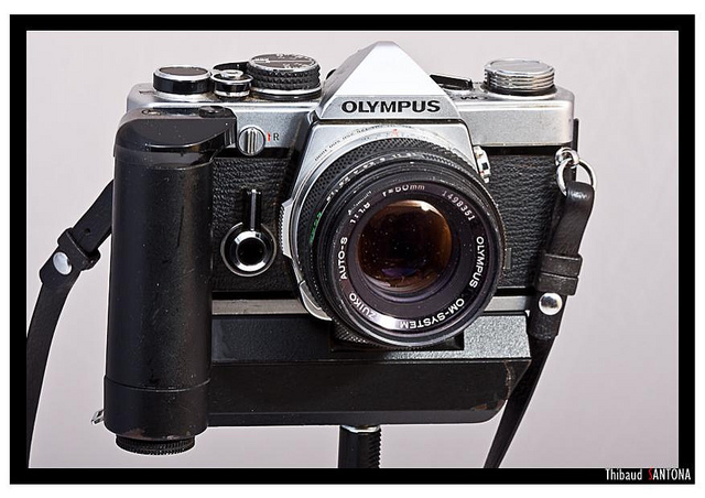 Sample picture of Olympus OM2n