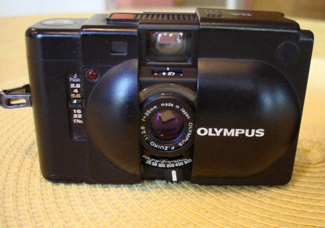 My Olympus XA