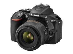 Stock picture of Nikon D5500