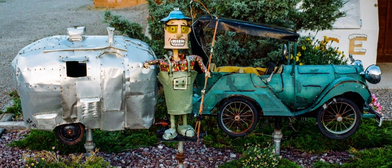 Ennis sculpture trailer voight kodak gold