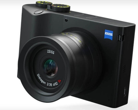 Zeiss ZX1 front-